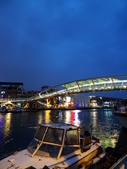 夜景 鼓山輪渡站:2014年4月22日