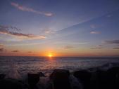 夕浪^^夕月(黃金海岸):DSC07150 .JPG