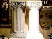 、羅馬柱、:64cm