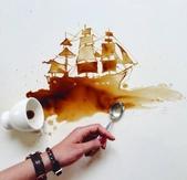 生活品味:咖啡畫8.jpg
