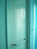 新居落成--深白舍:廁所門口